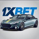 1xbet Aston Martin Rapide S veriyor